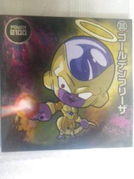 ドラゴンボールZ〜『ゴールデンフリーザ』のシール(W13-03)