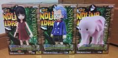 ワンピース DXフィギュア THE GRANDLINE CHILDREN vol.4 全3種セット グラチル