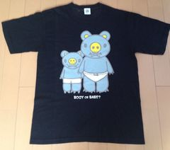 aiko ☆ LLR(半袖 Tシャツ)/ Black(チビ)