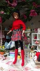 ジェニー、リカちゃんのスカート