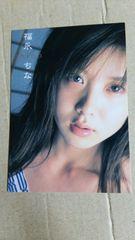 福永ちな◆068■BOMB CARD LIMITED