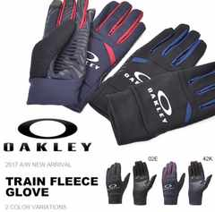 OAKLEY フリース手袋 サイズL
