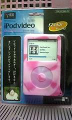未使用iPodビデオ60GBシリコンケース