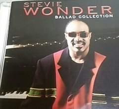 国内盤ベストCD STEVIEWONDER BALLAD COLLECTION スティーヴィーワンダー