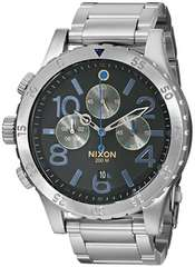 送料込 NIXON 腕時計 48-20 A486-1529
