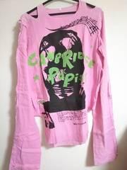 SEXY DYNAMITE LONDON ガーゼシャツ Sサイズ 状態良 ピンク