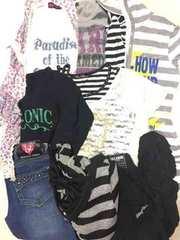 女の子服150cmサイズ11点まとめ売りBLINGblacksueヒロミチナカノ