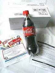 レア当選益若つばさボトルTシャツ コカ・コーラ2010など非売品パンフ