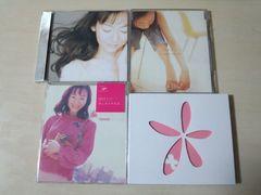 國府田マリ子CDS4枚セット ハチミツ、もんしろちょう他★