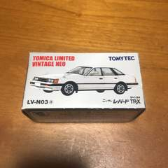 即決 TOMYTEC ニッサン レパード TR-X LV-N03 1/64 トミカ