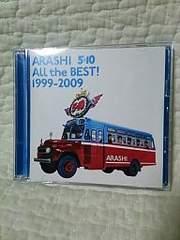 ARASHl 5×10 ALL the BEST! 1999ー2009[通常盤]