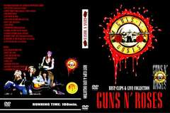 GUNS N' ROSES CLIPS PV & ベストライブ ガンズ プロモ集