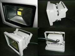 DC12V/24V 10W SMD LED 投光器/防水照明ライト/作業灯で大活躍!