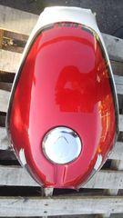 CBX400F 二型  赤白  タンク