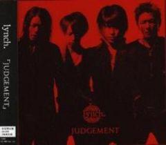 lynch. JUDGEMENT 初回限定DVD付 (DEATHGAZE ラウドロック V系)