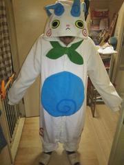 ★着ぐるみ 妖怪ウォッチ 猫 ニャン系 大人用 パーティー イベントに! 注目!