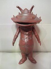 中古品 ウルトラマン ソフビ フィギュア怪獣 カネゴン