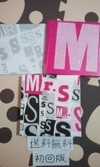 ☆新品同様☆即決○送料無料○初回版SMAPスマップ/Mr.S/アルバム/3枚組