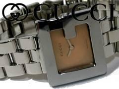 良品 1スタ★GUCCI グッチ【スイス製】定価13万 3600L 腕時計