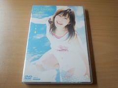 小野真弓DVD「my favorite blue」●