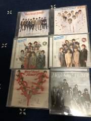 平成ジャンプ Hey!Say!JUMP シングルCD DVD付き�E枚セット