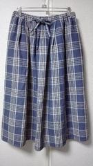 ◆サマンサモスモスsm2◆麻ギャザースカート