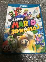 即決/wiiUソフト スーパーマリオ3DワールドwiiU
