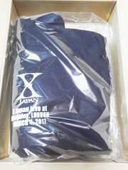 X JAPAN【ウェンブリー公演限定ロングパーカー2017】Mサイズ YOSHIKI 新品