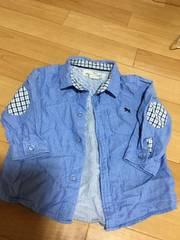 H&Mシャツ80