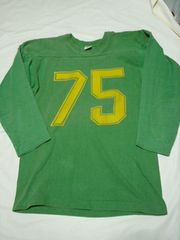 USA古着60'sMASONナンバリングフットボールTee 70's80's