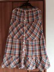 ロデオクラウンズ  ロングスカート