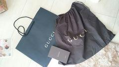 グッチGUCCI☆紙袋、箱、巾着