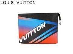 ■ヴィトン 2017 クルーズ・コレクション ポッシュ・トワレ26 セカンドバッグ ポーチ 美品