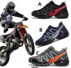 メンズレーシングブーツ バイク用靴防寒防水機能24.5~29cm/AK419