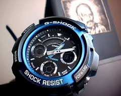 正規品カシオ CASIO G-SHOCK メンズ AW-591-2A ウォッチ 腕時計