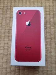 iPhone8 プロダクトレッド  64GB  au版