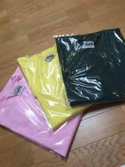 PROCLUB 無地Tシャツ3枚セットサイズ4XL  黄色ピンク緑�D