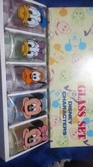 ディズニー グラスセット 5個組