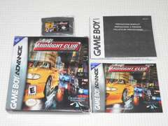 GBA★湾岸MIDNIGHT CLUB STREET RACING 海外版