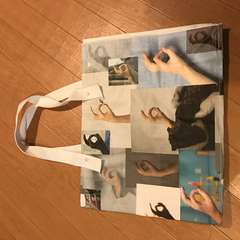 MM6 エムエムシックス ショップ袋 ビーチバッグ マルジェラ