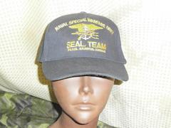 アメリカ海軍 特殊部隊 NAVY SEALS キャップ