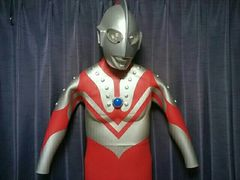 ☆アトラク・着ぐるみ・コスチューム・1/1マスク・ウルトラマン