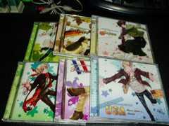 CD「ヘタリア/キャラクターCD Vol.1+2+3+4+5+6」6点セット