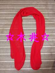 スカーフストール(肩掛け首巻きバッグアクセ用途いろいろ)