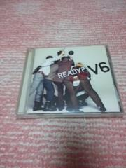 V6READY? CDアルバム