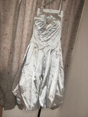 シルバーバルーンドレス480g*1128送料¥400