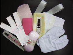 和装着物きもの必需品着付け小物12点セット(足袋付)M・L