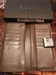 GUCCIの長財布