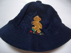 ミキハウス 帽子 46
