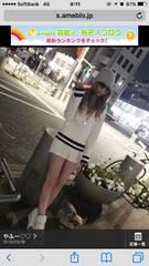 Rady☆新品マリンボーダーバイカラーフレームセットアップ